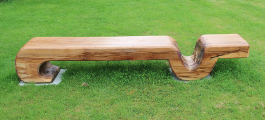 <h5>Beechwood benches</h5>